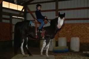 Riding Lessons Continued